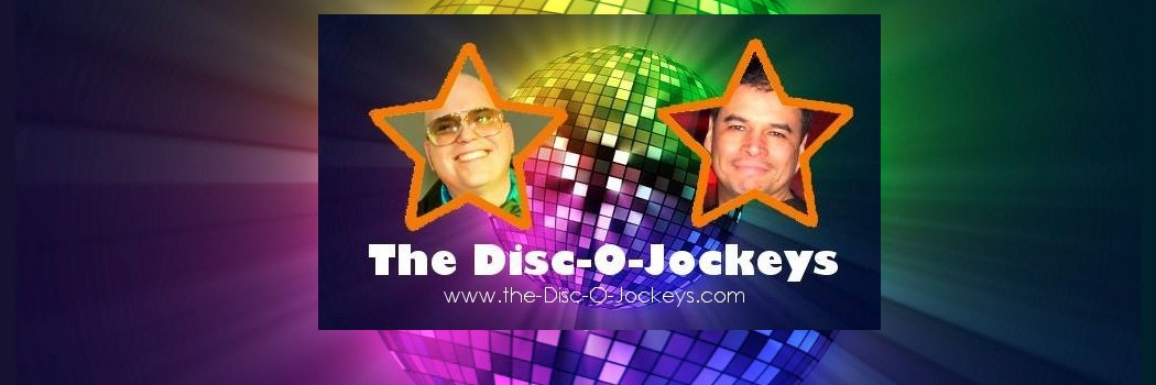 The DISC-O-JOCKEYS !
